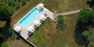 piscina diagonale